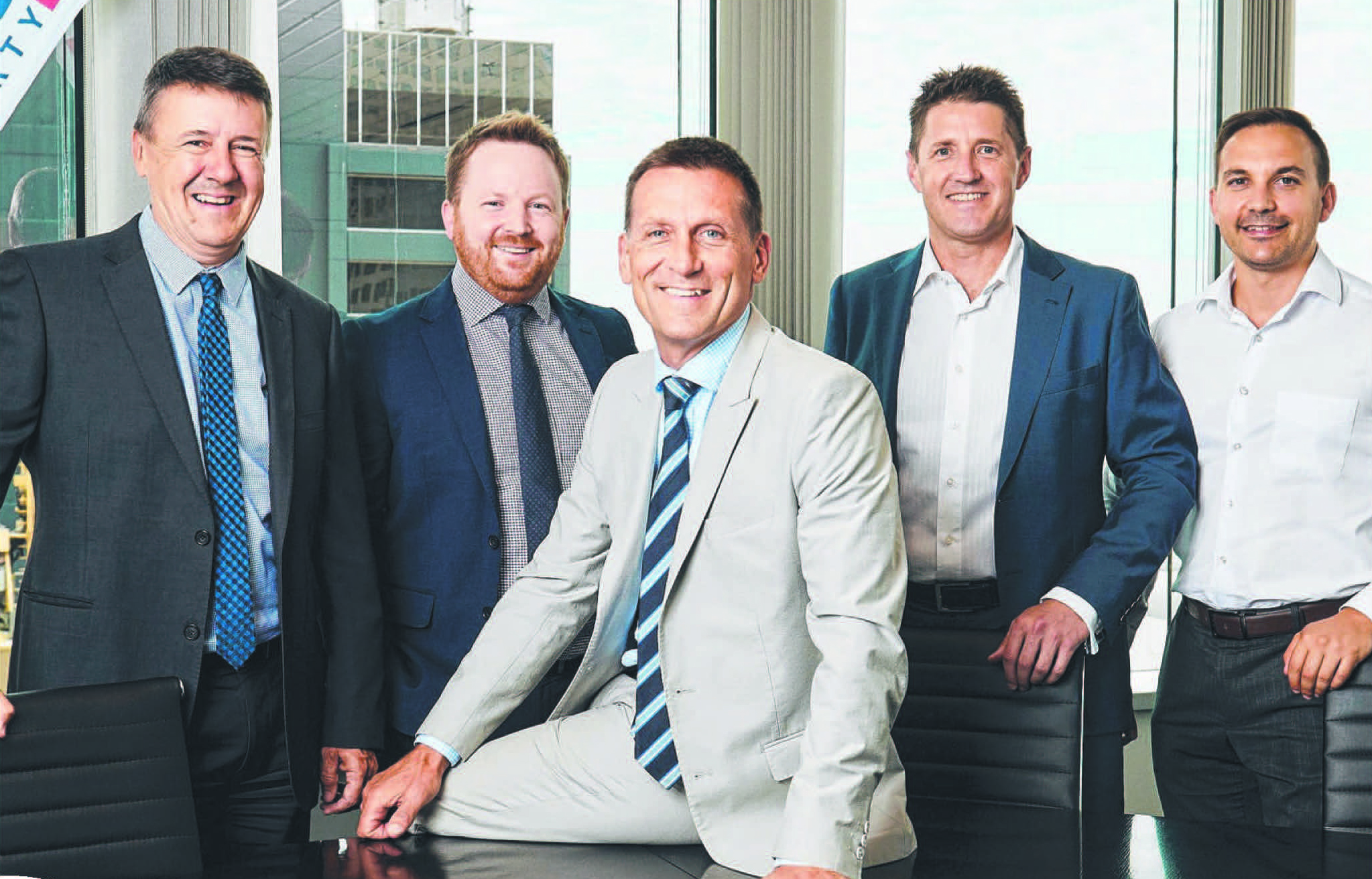 Renowned local property agency McGees Property is continuing its growth trajectory through a merge with retail leasing and sales specialist Intrepid Property.