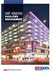 This is a thumbnail of the front cover of the Facilities Management Capability Statement at McGees Property