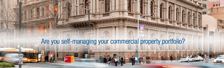 self-managing your commercial property portfolio